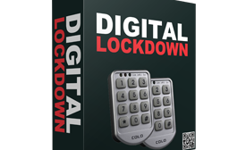 Password Protect Link With Digital Lock-down