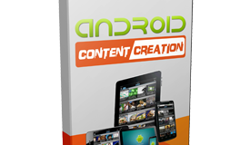 Android Content Creation Website Builder For Android