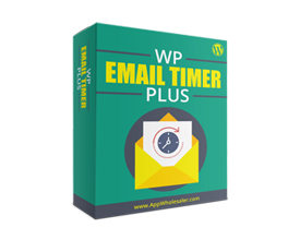 Email Timer Plus Countdown Timer Plugin