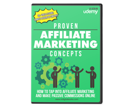 Proven Affiliate Marketing Concepts