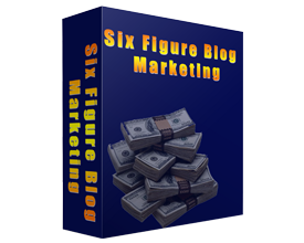 Six Figure Blog Marketing Audio