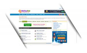 WebToolHub Site